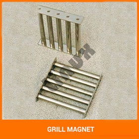 Magnetic Grill Manufacturer, Hopper Magnet Supplier, Gujarat