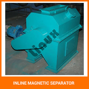 Concentrator Magnetic Separator
