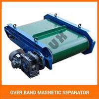 Over Band Magnetic Separator Manufacturer