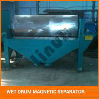 Wet Drum Magnetic Separation Exporter
